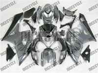 Suzuki GSX-R 1000 Dark Silver Fairings