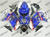 Suzuki GSX-R 1000 Makita Fairings