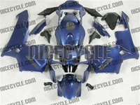 Honda CBR 600RR Deep Blue Fairings