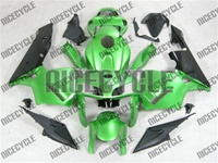 Honda CBR 600RR Matte Green Fairings