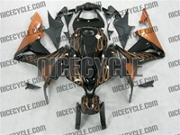 Honda CBR 600RR Bronze Fire Fairings