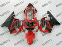 Honda CBR 600 F4 Red/Black OEM Style Fairings