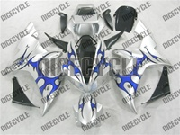 Yamaha YZF-R1 Tribal Blue Fairings