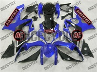 Suzuki GSX-R 1000 Electric Blue Fairings