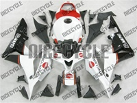 Honda CBR 600RR Konica Minolta Red Fairings