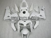 White Honda CBR 600RR Fairings