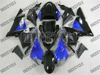 ZX10R Plasma Blue/Black Fairings