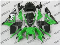 Kawasaki ZX10R Monster Green Fairings