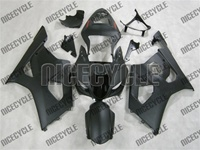 Suzuki GSX-R 1000 Matte Black Fairings