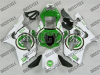 Suzuki GSX-R 1000 Green Lucky Strike Fairings