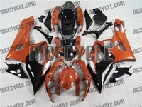 Suzuki GSX-R 1000 Metallic Orange Fairings