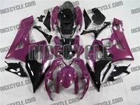 Suzuki GSX-R 1000 Metallic Purple Fairings