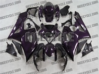 Suzuki GSX-R 1000 Midnight Purple Fairings