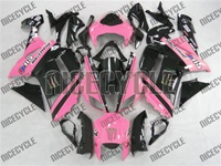 Kawasaki ZX6R Monster-ous Pink Fairings