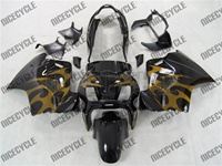 Honda VFR 800 Gold Tribal Fairings