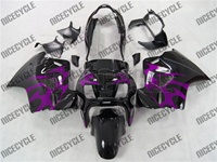 Honda VFR 800 Purple Tribal Fairings