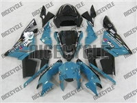 Kawasaki ZX10R Monster Blue Fairings