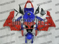Honda CBR 600RR Spiderman Fairings