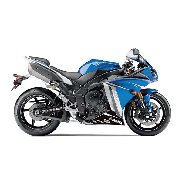 Yamaha Pre Cut Lower Fairing Wrap Decal Graphics By