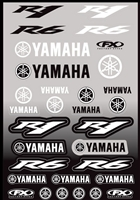 Yamaha R1 R6 Decals