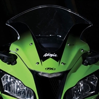 Kawasaki Windscreen Decal