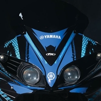 Yamaha Windscreen Decal