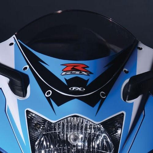Suzuki GSXR Decal, Yamaha Windscreen ...
