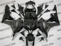 Charcoal/Black Honda CBR 600RR Fairings