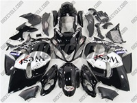 Suzuki GSX-R 1300 Hayabusa WEST Fairings