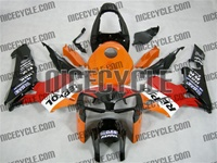 Honda CBR 600RR Repsol Race Fairings