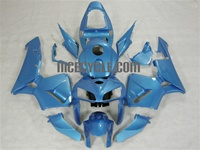 Honda CBR 600RR Sky Blue Metallic Fairings
