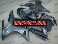 Yamaha FJR1300 Silver Metallic Fairings