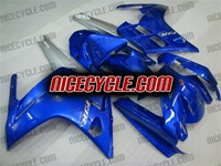 Yamaha FJR1300 Electric Blue Fairings