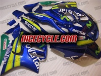 Honda CBR 600 F2 Movistar Fairings