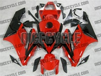 Honda CBR 1000RR Red/Black OEM Style Fairings