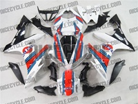 Yamaha YZF-R1 Martini Race Fairings