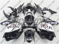 Ninja 250R West Fairings