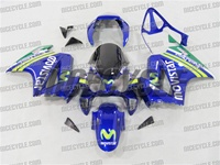 Movistar Honda VFR 800 Fairings