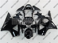 Honda CBR 954RR Gloss Black Fairings
