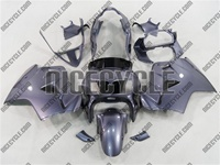 Dark Silver Honda VFR 800 Fairings