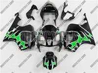 Green Tribal Honda RC51/VTR1000 Fairing