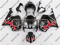 Red Tribal Honda RC51/VTR1000 Fairing