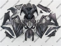 Suzuki GSX-R 1000 Satin Black Fairings