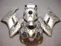Honda CBR 1000RR Gold/Gold Flame Fairings