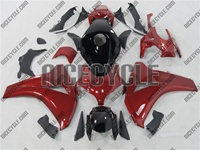 Honda CBR 1000RR Deep Red Fairing