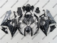 Suzuki GSX-R 1000 Silver Fire Fairings