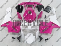 Honda CBR 600RR Pink/White Fairings