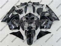 Kawasaki ZX12R Tribal Grey Fairings