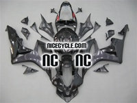 Honda CBR 600RR Black/Deep Silver Fairings