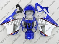 Honda RC51/VTR1000 White/Blue/Red Fairing